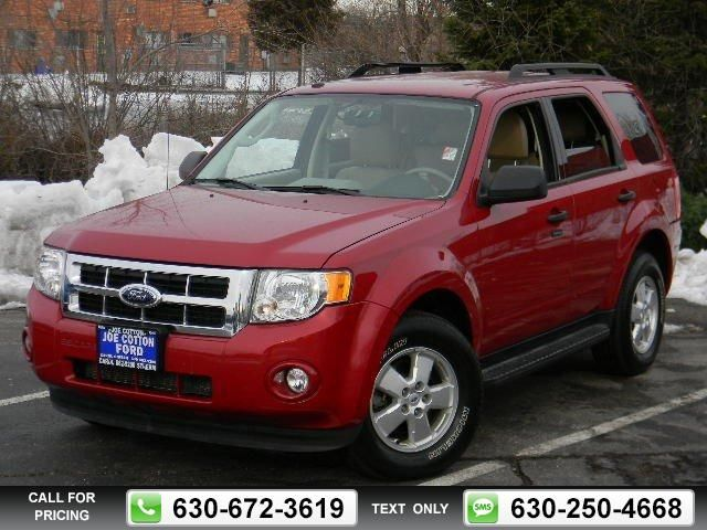 2009 Ford Escape XLT 65k miles $12,483 65042 miles 630-672-3619 Transmission: Automatic  #Ford #Escape #used #cars #JoeCottonFord #CarolStream #IL #tapcars