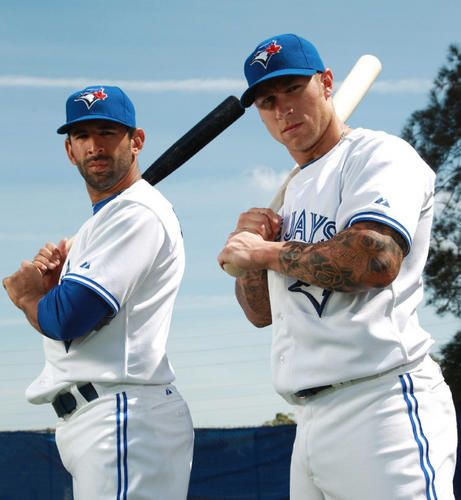 This guys are looking to do some damage in the upcoming MLB season. #BlueJays