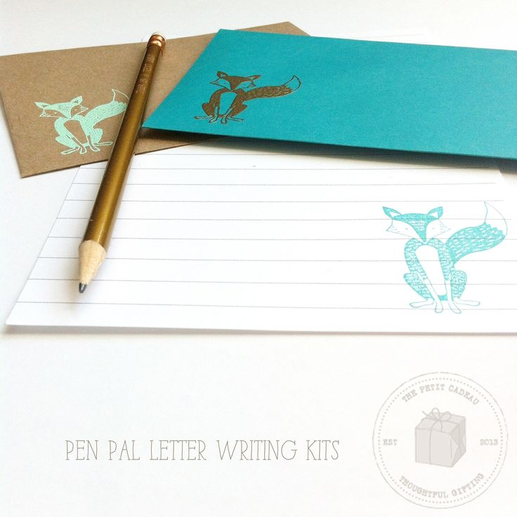 To Get A Letter, Send A Letter; Where To Find A Pen Pal