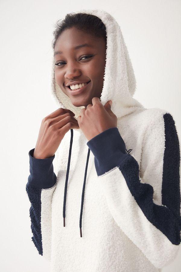 b73d5352 Tommy Hilfiger UO Exclusive Marshmallow Hoodie Sweatshirt | New ...