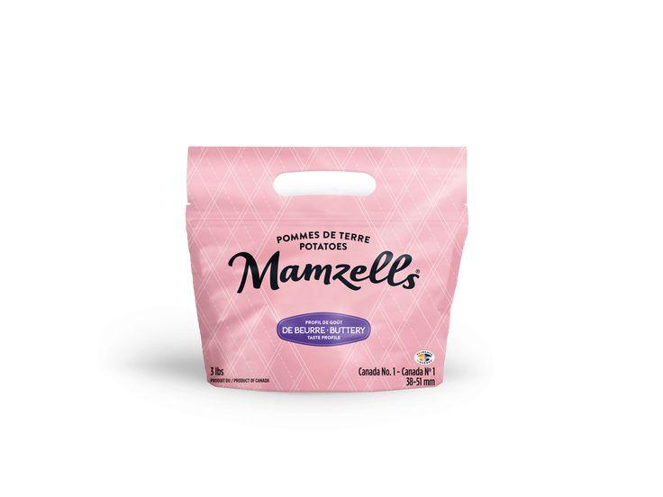 Ces Mamzells sont reconnues pour leur goût de beurre naturel. C'est l'idéal pour accompagner fruits de mer, poissons et poulet sans avoir à ajouter de beurre !