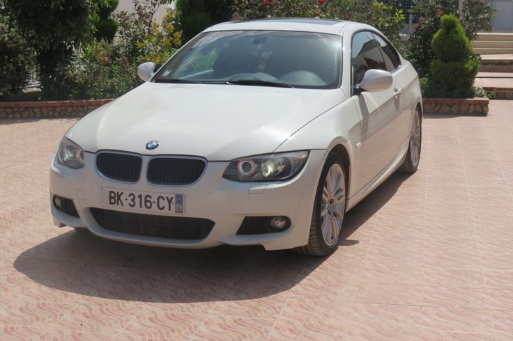 Annonce de vente de voiture occasion en tunisie BMW SERIE 3 Monastir