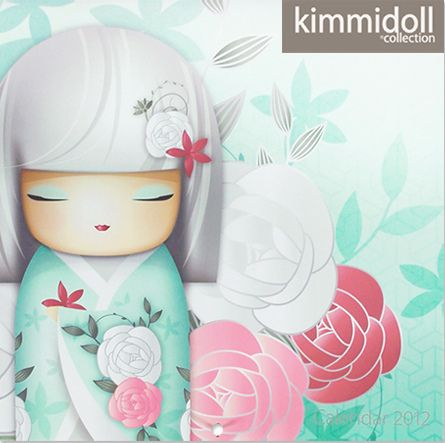 """Kimmidoll, Ako.  'Charming'  """"My spirit is outgoing and loveable. Your amiable and friendly nature allows my spirit to shine. May your engaging manner and captivating charm bring true love and lasting friendships your way."""""""