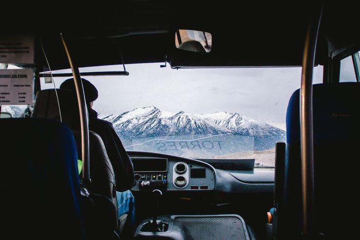 W jak wędrówka - od Refugio Grey do Lago Pahoe - The Fleeting Day