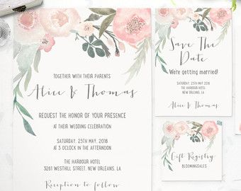 best 25+ wedding invitation kits ideas on pinterest, Wedding invitations