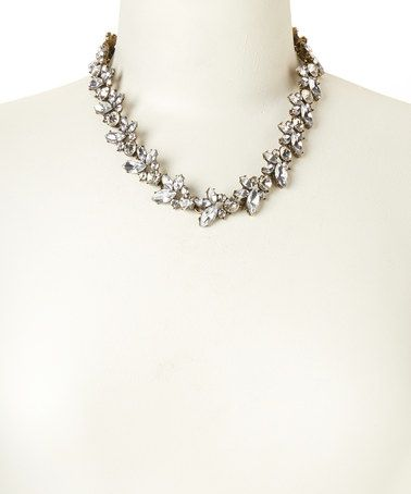This Crystal Vine Necklace by Sorta Southern Boutique is perfect! #zulilyfinds