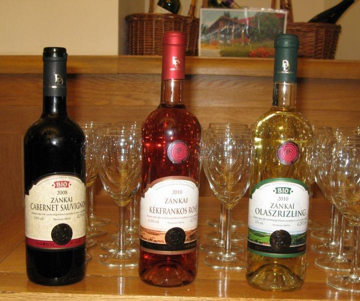 Ook in Hongarije is er een ruime keus aan kwaliteitswijnen te vinden.