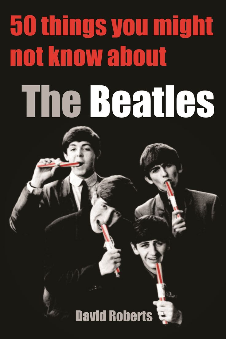A great e book about beatles trivia