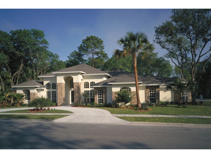 91 Best Images About Florida House Plans On Pinterest | Luxury