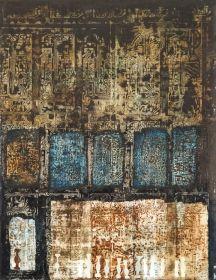 Ország Lili - A katedrális üvegablakai, 1968