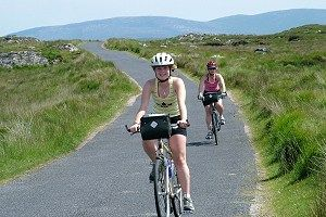 I would love to take self-guided bike tours through Ireland!  I also saw this company does a tour through Tuscany too.  Can't wait to try that one! Biking seems to be a great way to meet people and really get a feel for the country. Plus, you can eat as much food as you want because you will burn it off going to your next destination! No vacation muffin tops at the end!