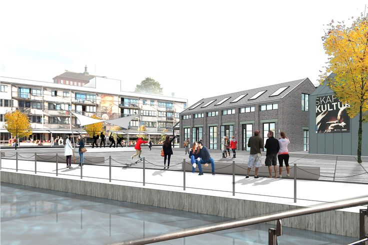 Nedre Elvehavn (2017) - ARC arkitekter