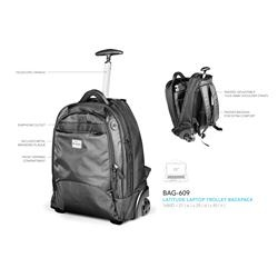 Branded Latitude Trolley Backpack | Corporate Logo Latitude Trolley Backpack | Corporate Gifts