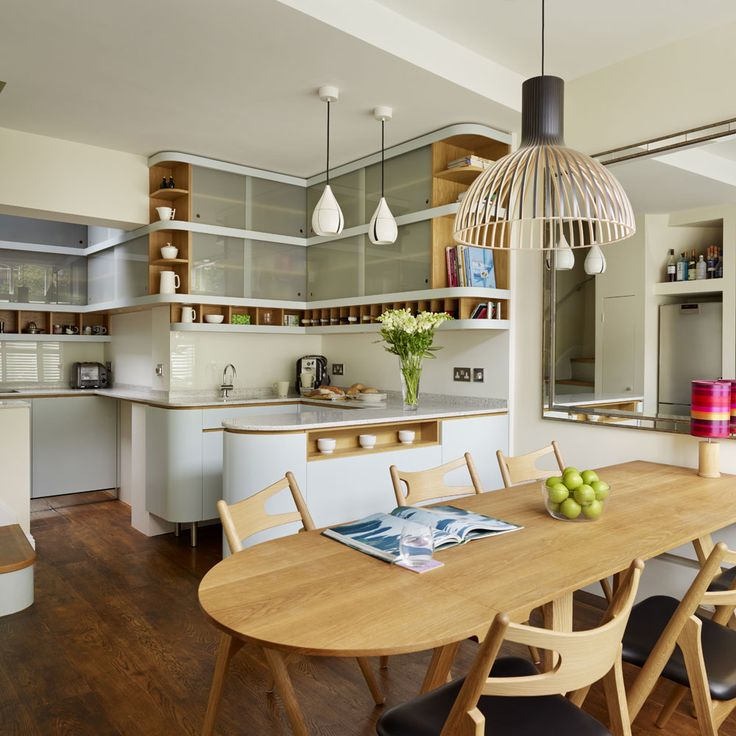 Beautiful Kitchen And Dining Designs For You