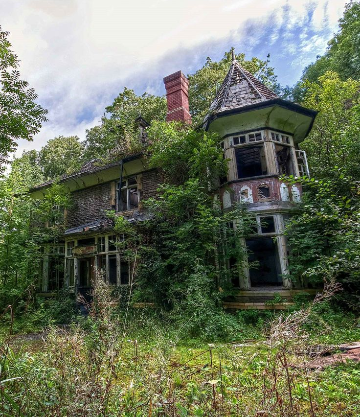 565 best abandoned places images on pinterest - The best house in wales ...