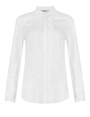 Staple white shirt