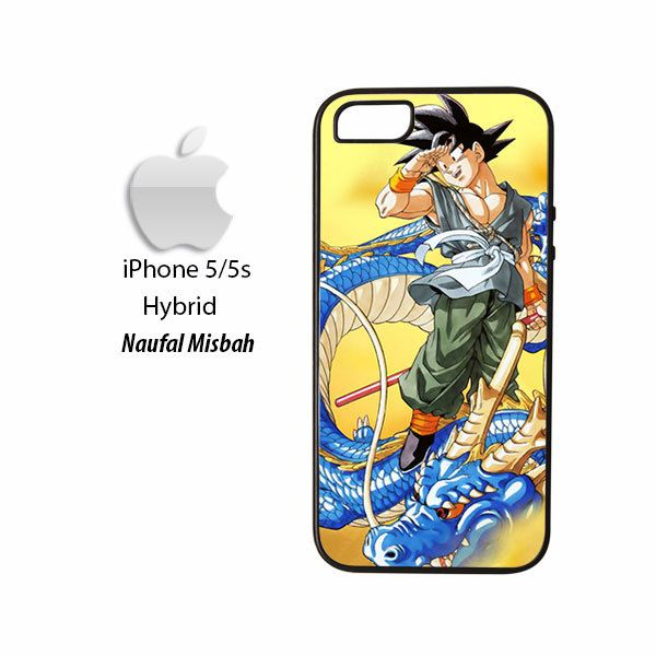 Goku Dragon Ball GT iPhone 5/5s HYBRID Cover