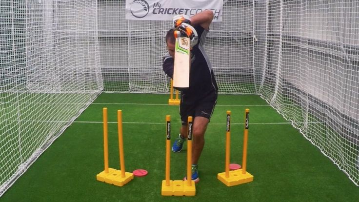 cricket batting drills - Google Search