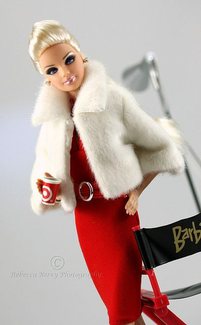 Target Barbie! Hahaha LOVE this! For those who share my addiction to Target...this is awesome :)