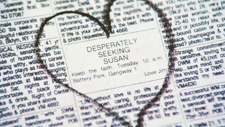 Cercasi Susan, disperatamente!