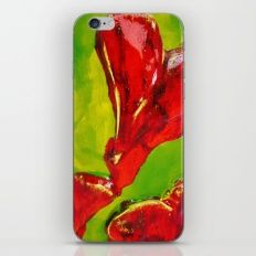 ANA COUPER HEARTS iPhone & iPod Skin
