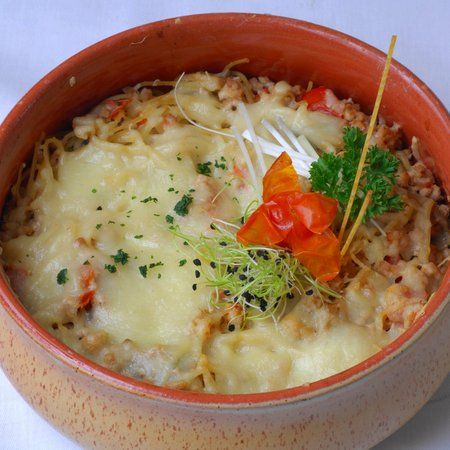 Húsos-gombás spagetti Recept képpel -   Mindmegette.hu - Receptek