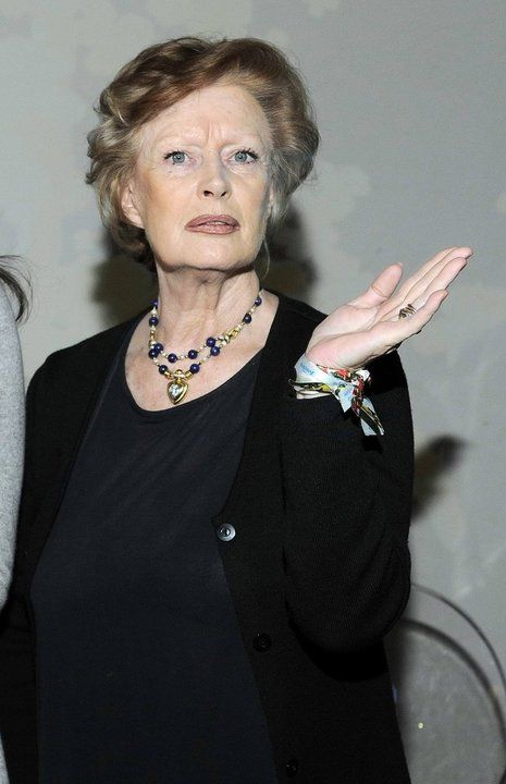 Beata Tyszkiewicz - dama, która kończy 75 lat - Życie gwiazd