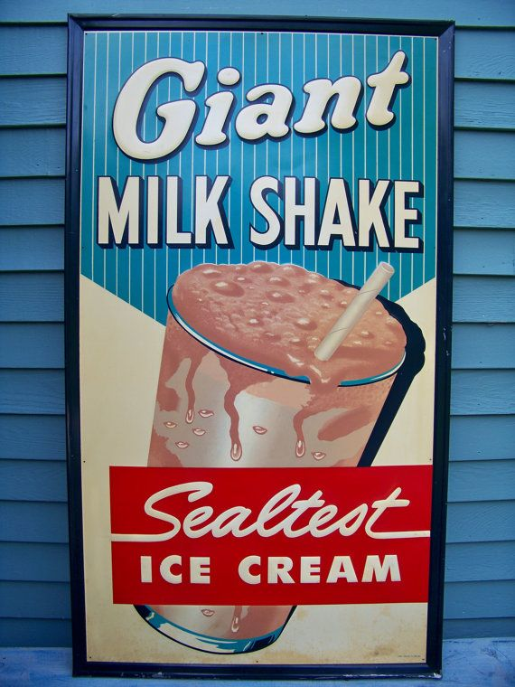 Brand new 49 best Sealtest Milk/Ice Cream images on Pinterest | Ice cream  QI82