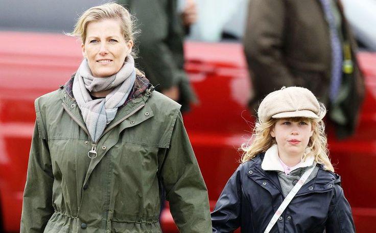 Zo moeder, zo dochter Sophie en Louise bij de Royal Windsor Horse Show © Danny E. Martindale / Getty Images