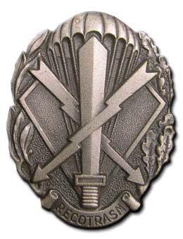 "Department Command and Tactical Media ""Thunderbolt"""