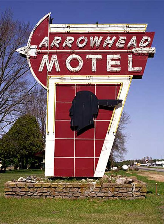 Arrowhead Motel Black River Falls, Wisconsin