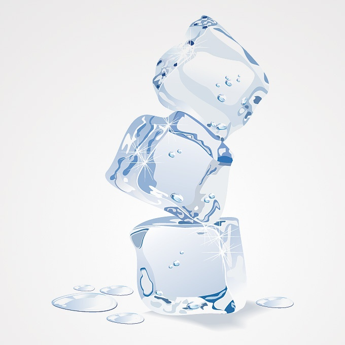 Free ice cube vector graphics. Ice cube pile illustration consist of 3 melting frozen cubes, and are perfect for your party related designs that include cocktails and other drinks or to signify cold/freezing/winter. Feel free to download this clip art and use it in your artworks!
