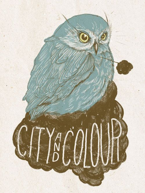 city and colour - my favorite musical artist in the world