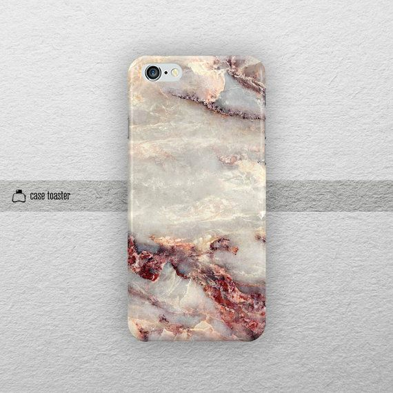 Marble iphone 6S case 4.7 iphone 6S plus case 5.5 by CaseToaster