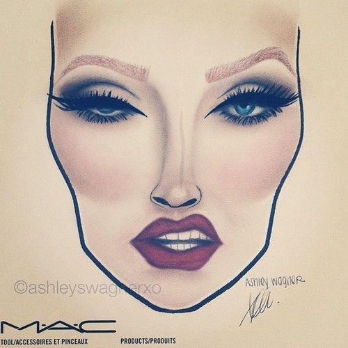 makeup inspiration | Tumblr