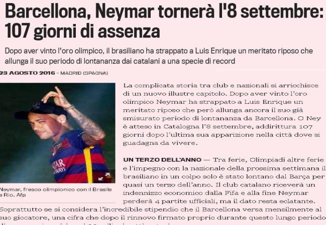 FC Barcelone: le Barça se fait arnaquer pour Neymar? #kora #كورة #koora