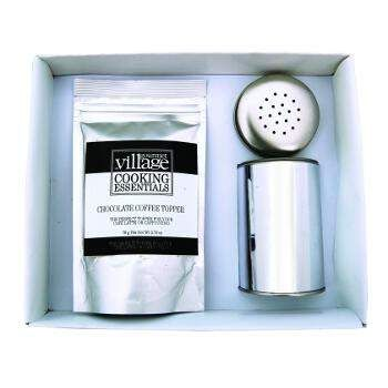 Cooking Essentials Coffee Topper Gift Pack www.lambertpaint.com