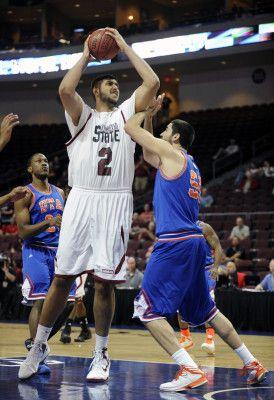 Harlem Globetrotters draft NMSU's 7-5 Sim Bhullar