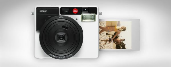 Leica Sofort // Photography - Leica Camera AG Spits out Polaroid like pictures!