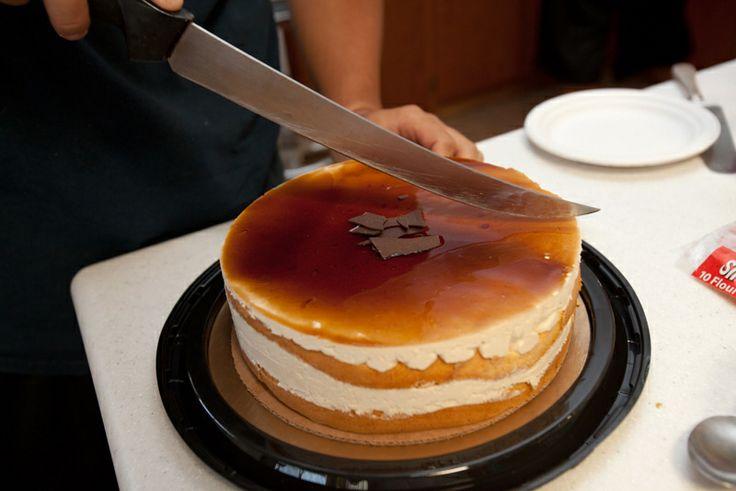 Costco Vanilla Cake Recipe