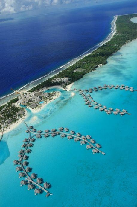 Inter Continental, BoraBora & Thalasso Spa, FrenchPolynesia / swisshalley-travelclub.blogspot.com
