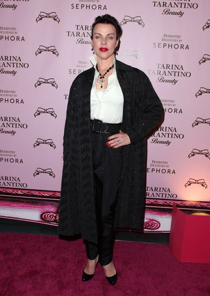 "Debi Mazar Photos: Tarina Tarantino Launches Her New Cosmetics Line ""Tarina Tarantino Beauty"""