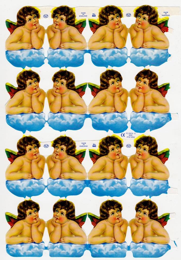 Classic Vintage Angels