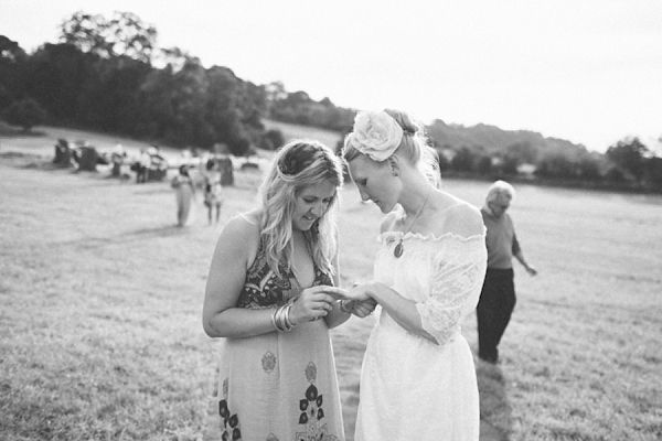 Courtesy of http://www.lovemydress.net/blog/2013/03/a-bohemian-syle-ethically-produced-wedding-dress-for-an-eco-friendly-somerset-wedding.html  Tipis by www.worldinspiredtents.co.uk