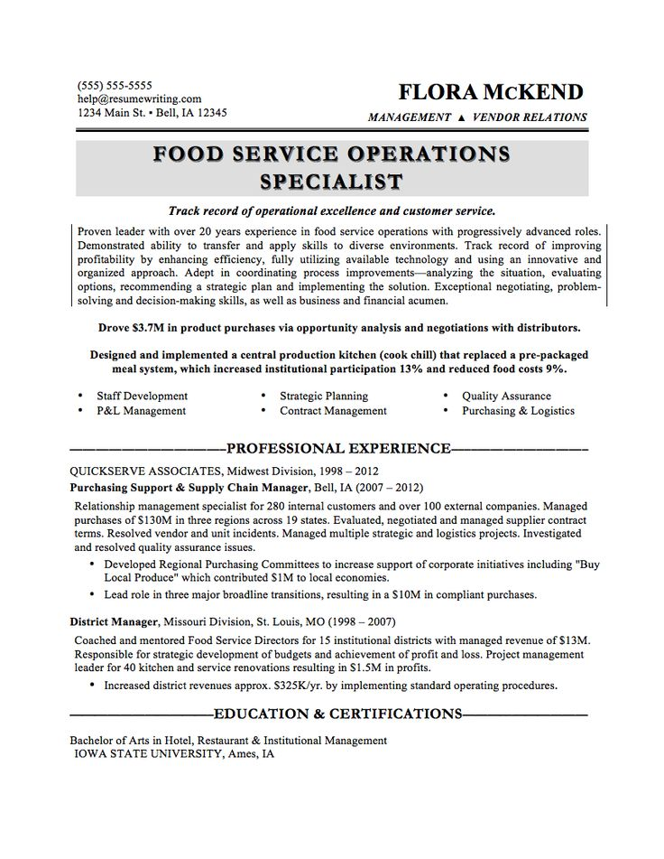 sample resumes take look some our work resume samples