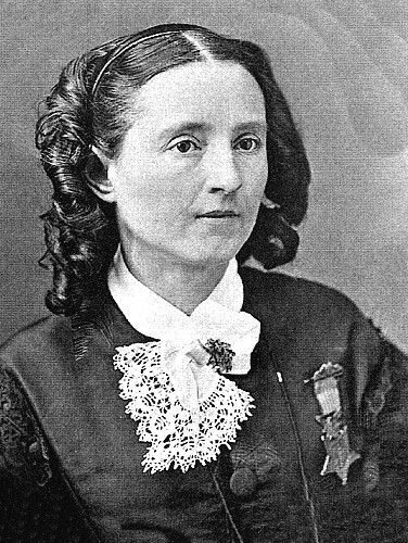 Dr. Mary Edwards Walker, Civil War civilian surgeon who earned the Congressional Medal of Honor for Meritorious Service.