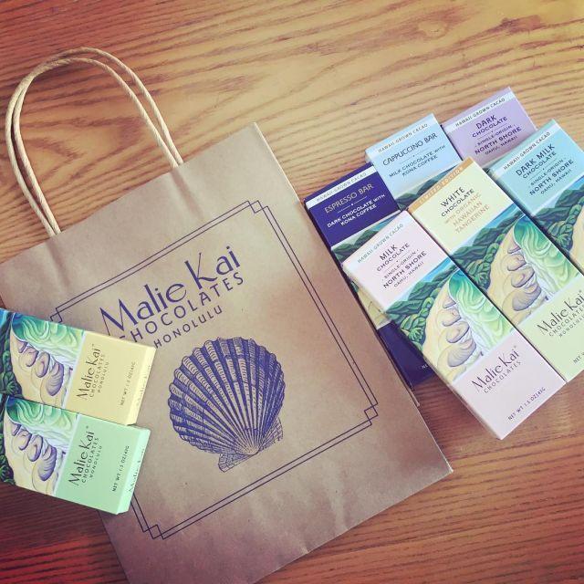 ハワイ土産の新定番マリエカイチョコレートをチェック