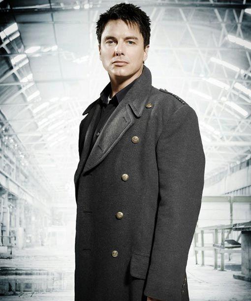 Captain Jack Harkness Grey Coat #ChristmasSale