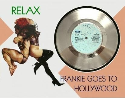 Relax by Frankie Goes to Hollywood.  Released by ZTT Records in 1983 but only took the charts by storm in 1984.