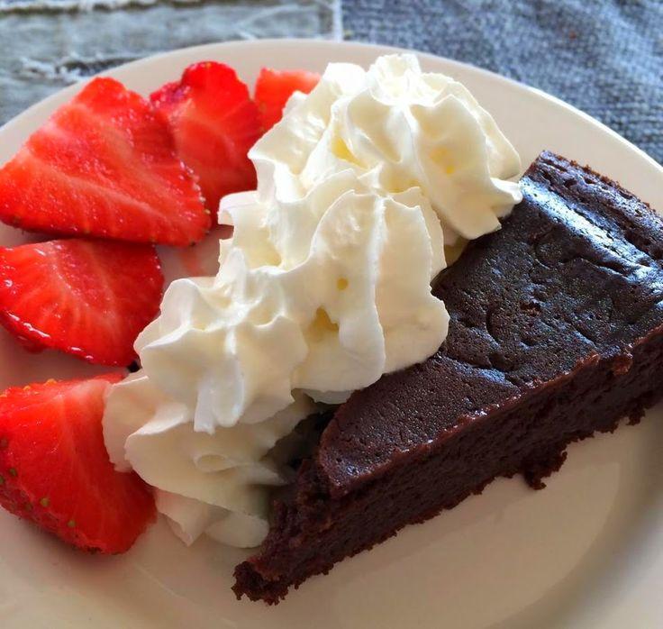 Franciskas Vakre Verden: Verdens aller beste sjokoladekake!